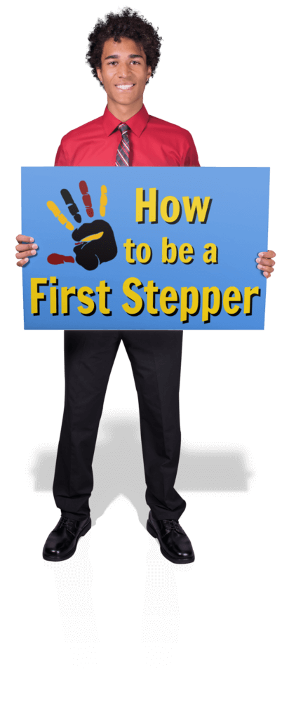 First Stepper
