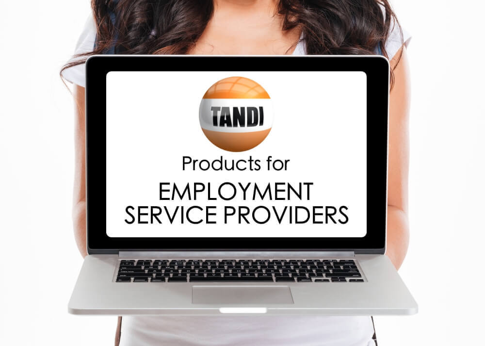 Products for employment service providers