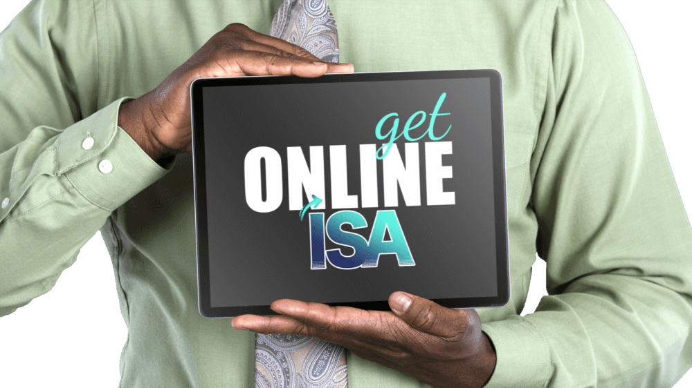 Get Online with ISA
